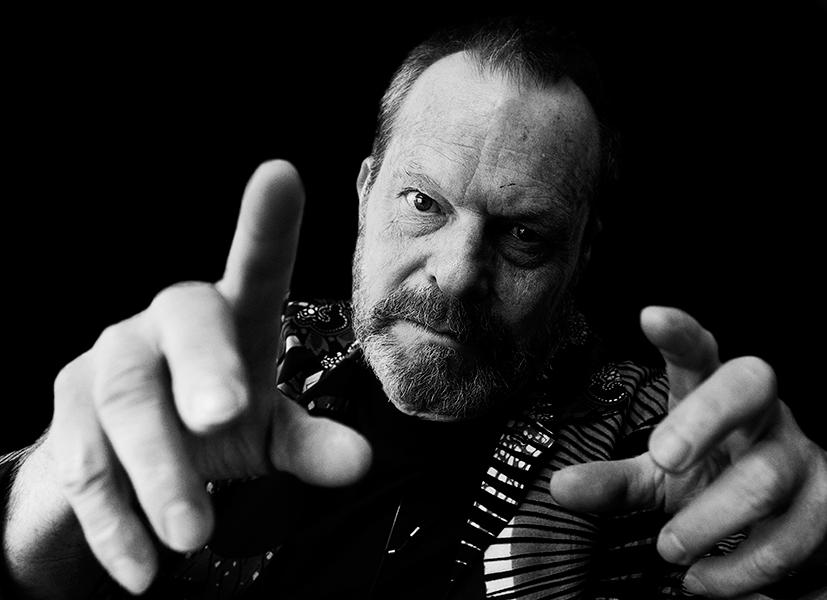 Terry Gilliam, film maker, Bangkok