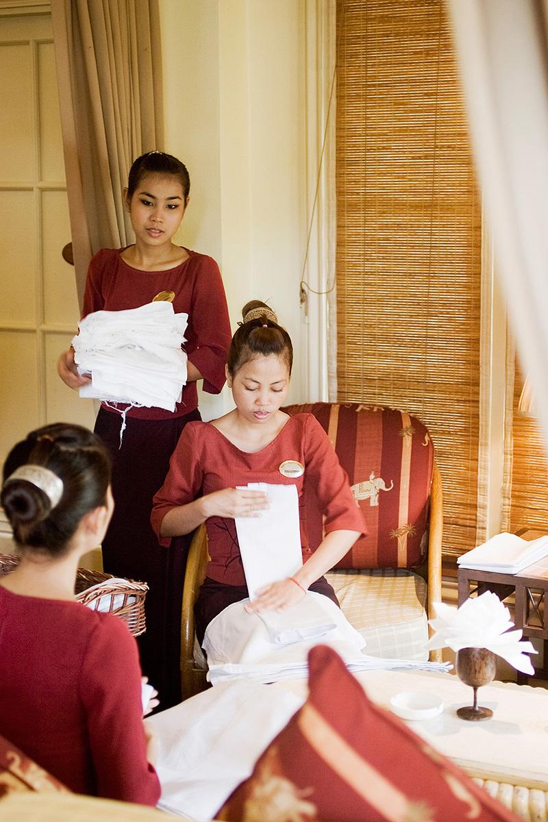 Le Royal Phnom Penh