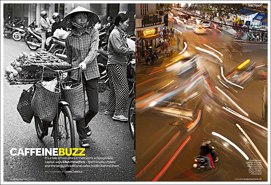 Hanoi - Sunday Times Travel Magazine