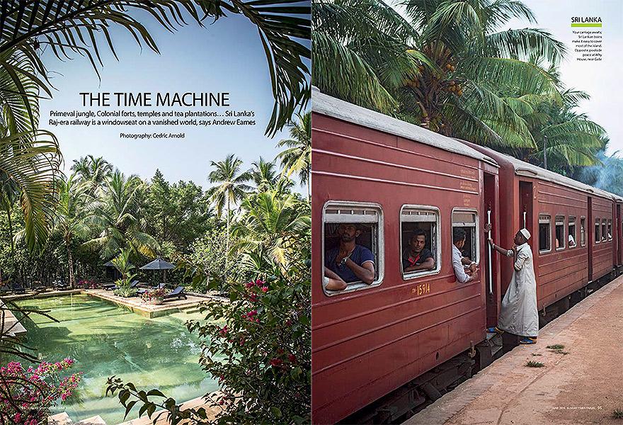 Sri Lanka - Sunday Times Travel Magazine