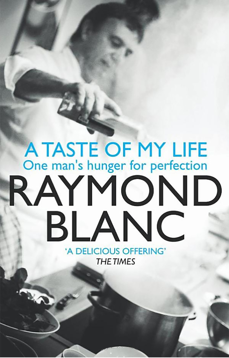 Raymond Blanc - Book cover
