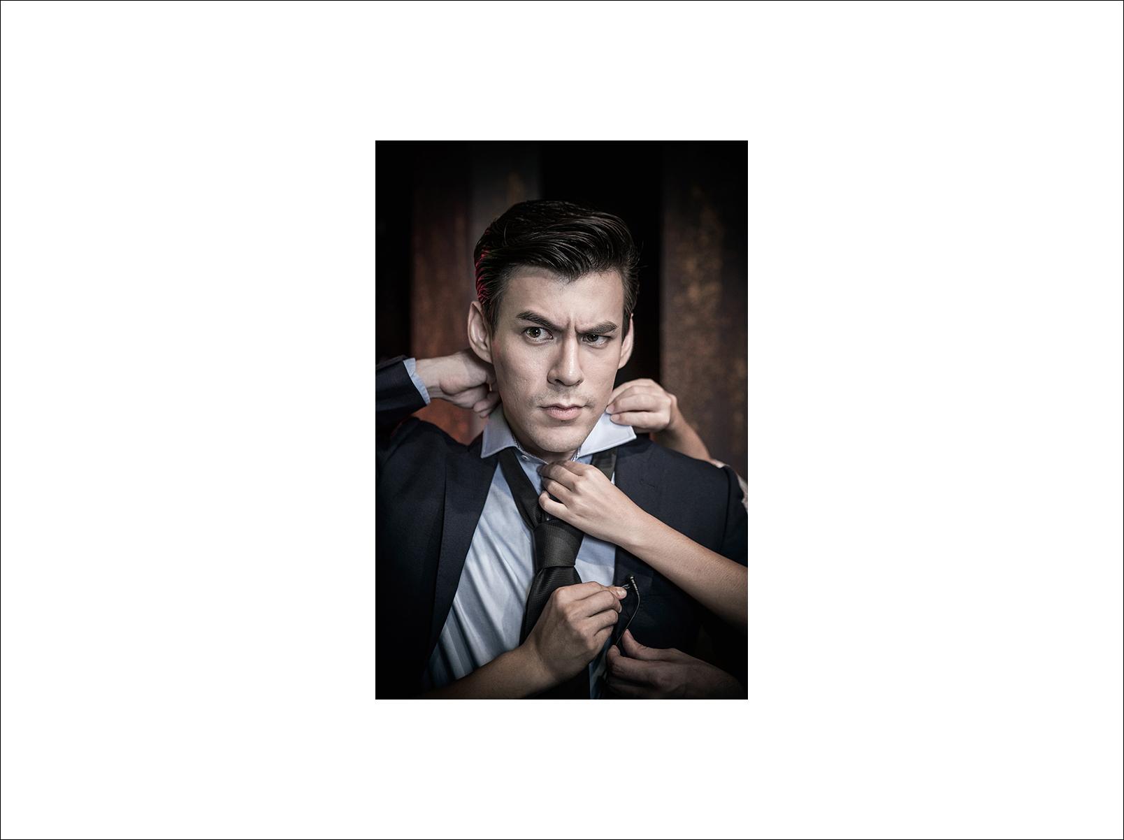 John Winyu Wongsurawat, photographed in Bangkok / for Time Magazine