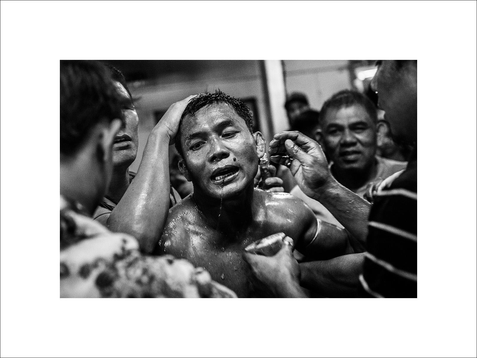 Muay Thai Boxing - Boxe Thaïe - Bangkok